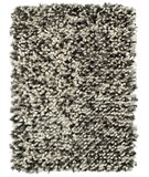 RugStudio presents Classic Home Marshmallow Salt & Pepper 300-3051 Area Rug